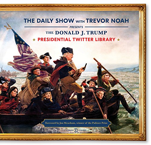 DailyShow Trump Book