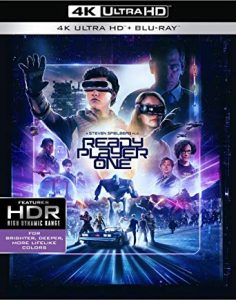 Ready Player One 4K UHD
