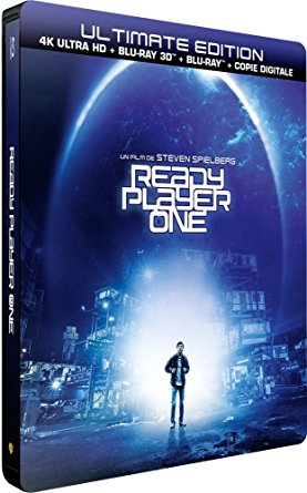 Ready Player One Steelbook