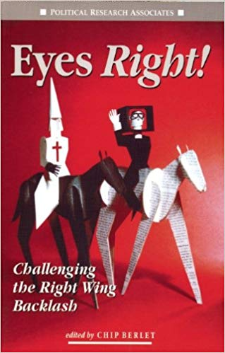 Eyes Right!: Challenging the Right Wing Backlash